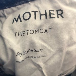 MOTHER Jeans - MOTHER • The Tomcat Ankle (Say You'Re Sorry)
